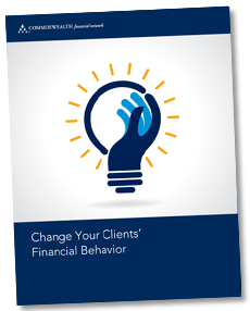 Change Your Clients' Financial Behavior