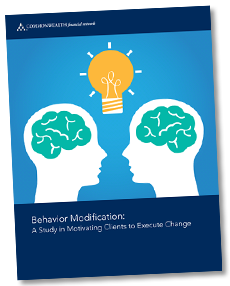 Behavior Modification: A Study in Motivating Clients to Execute Change