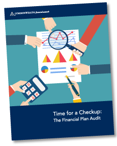 Time for a Checkup: The Financial Plan Audit