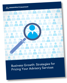 Business Growth: Strategies for Pricing Your Advisory Services