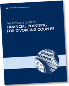 Financial Planning for Divorcing Couples e-Book