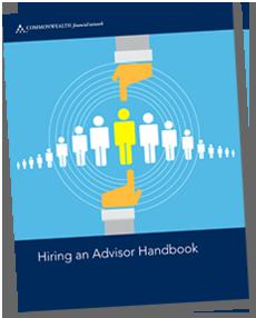 Hiring an advisor handbook