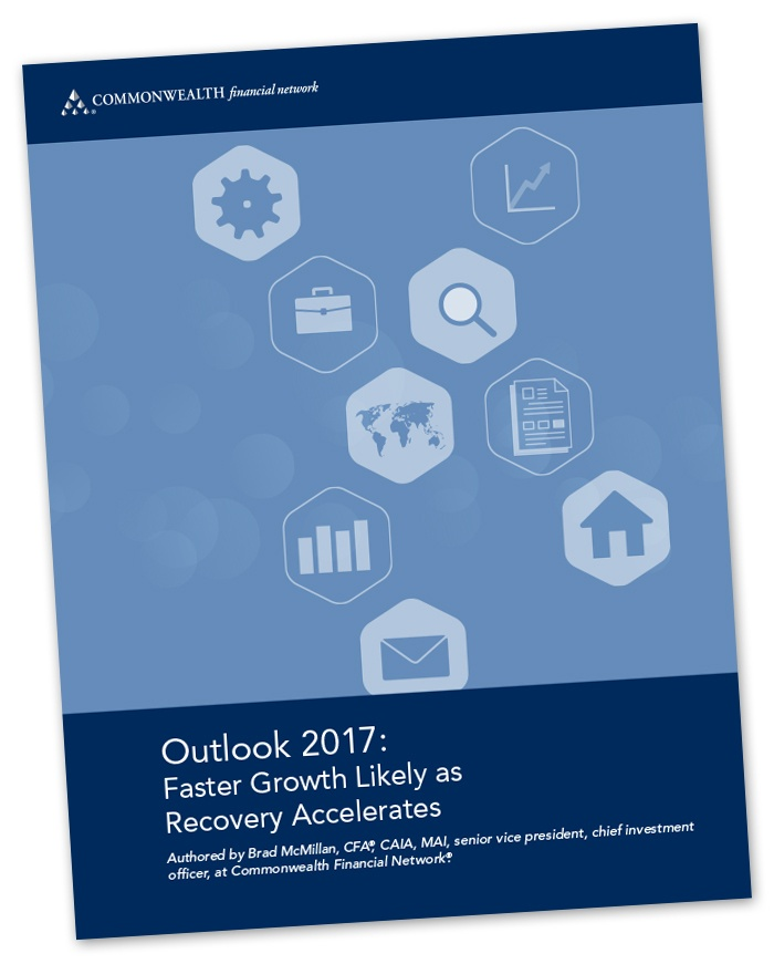 Market Outlook 2017: Faster Growth Likely as Recovery Accelerates
