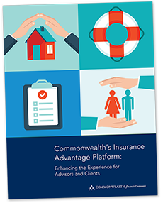 Commonwealth Insurance Advantage Platform